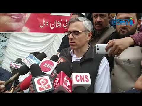 Omar Abdullah blames PDP, New Delhi for low voter turnout in Anantnag