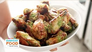 3 Crispy Chicken Wing Recipes - Everyday Food with Sarah Carey