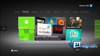 How to Sign Into Xbox Live offline [XBOX 360 V2]