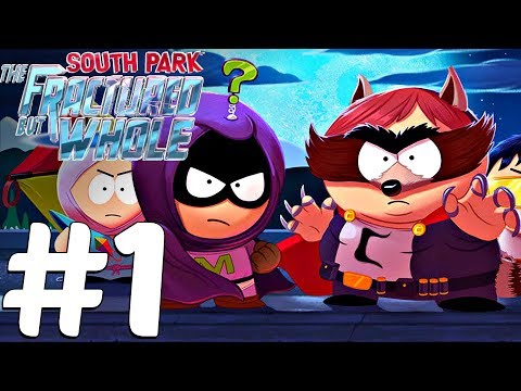 Gameplay de South Park: The Fractured But Whole Gold Edition