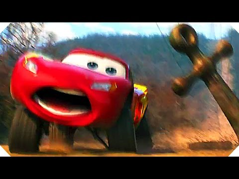 "CARS 3 ""Don't Be Scared"" Trailer (2017) Disney Pixar Animation New Movie HD"