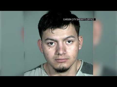 Prosecutors in Nevada said Monday they have filed murder charges that could bring the death penalty against a 19-year-old Salvadoran immigrant in four recent killings carried out over a six-day span. (Jan. 28)