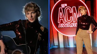 ACMs 2020: Taylor Swift Did Her OWN GLAM For Performance of 'Betty'