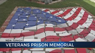 Post 42 shares Vietnam Memorial Wall at Marion Correctional Institute