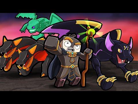 New SPECIES of Dragons! (Minecraft Dragons)