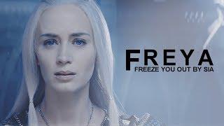 Queen Freya    Freeze You Out