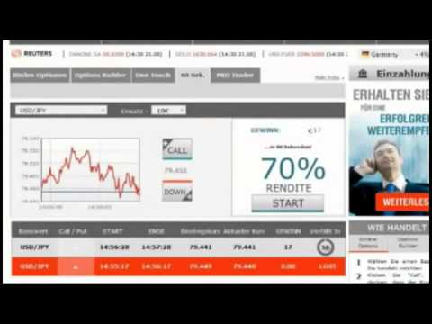 Binary options trading signals (bots)
