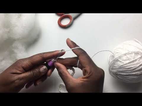 This is the basic single stitch.