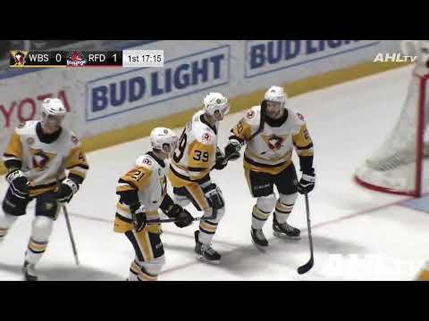 Penguins vs. IceHogs   Feb. 6, 2019