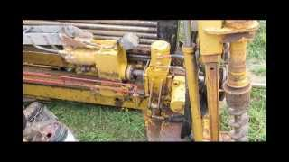 A Horizontal Directional Drill