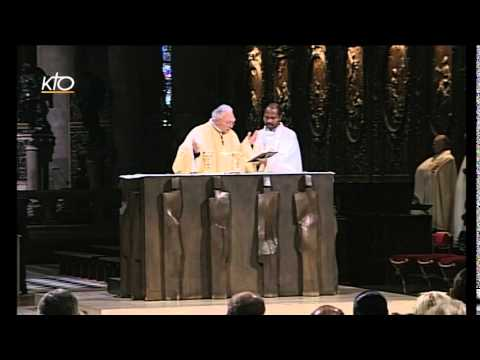 Messe du 1er mai 2015