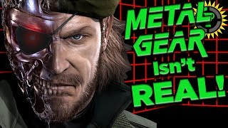 Game Theory: Metal Gear Solid's HIDDEN Virtual Mission! - dooclip.me