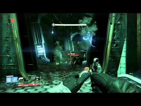 Raid Crota's End v Destiny jde dohrát v jednom, podívejte se na video
