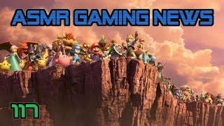 ASMR Gaming News (117) Super Smash Bros. Ultimate, Soul Calibur 6 2B, Tetris Effect, MediEvil + More