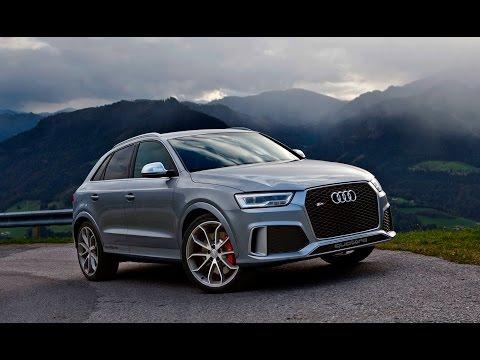 Audi  Q3 Паркетник класса J - рекламное видео 1