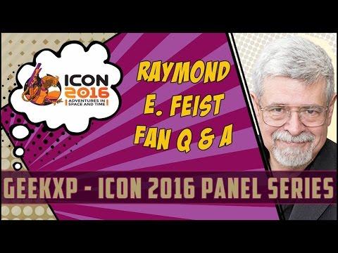 Vidéo de Raymond E. Feist