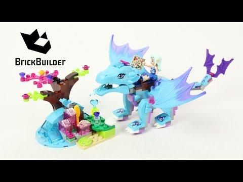 Vidéo LEGO Elves 41172 : L'aventure de Merina