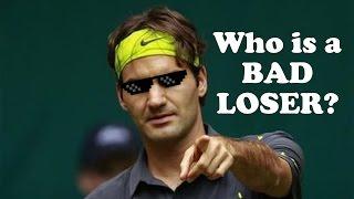 Top 5 Bad Losers In Tennis