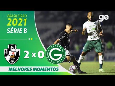 Highlights trận đấu giữa Vasco và Goias
