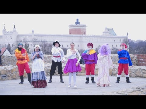 Tańcobajki - Rozgrzewka