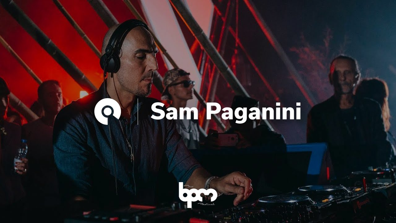 Sam Paganini - Live @ The BPM Portugal 2017
