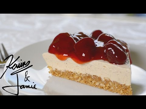 Video No Bake, Low Fat Cheesecake
