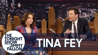 Jimmy Debuts the Unreleased Punk Rock Song Tina Fey Had Him Make for Mean Girls