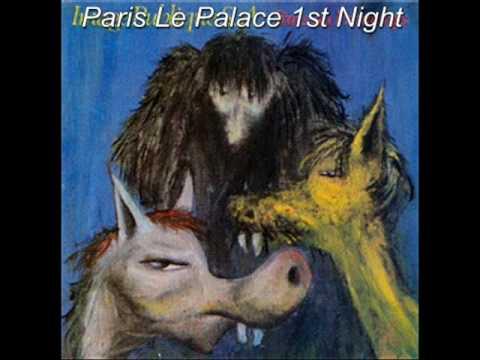 Public Image Ltd.- No Birds (Paris,Le Palace) 1st Night