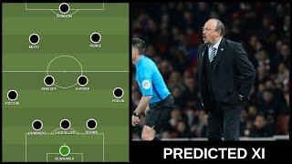 Predicted XI   Brighton vs Newcastle United