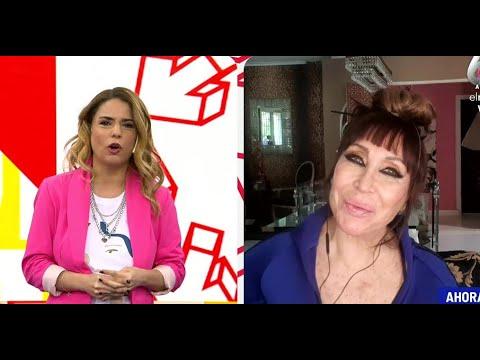 Moria Casán contó intimidades sexuales de Carlos Menem