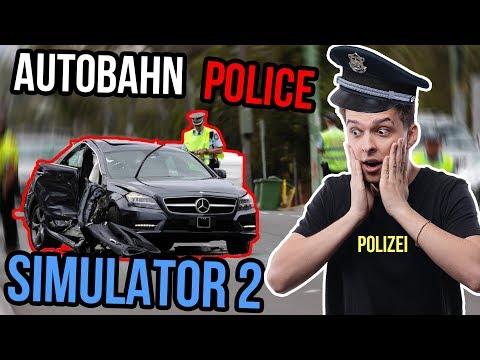 Stal jsem se policistou tohle stalo ... | Autobahn Police Simulator 2