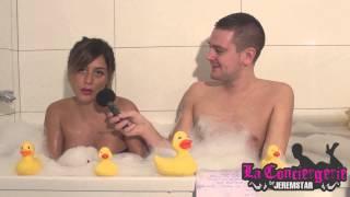 Anais (Les Anges 6) Dans Le Bain De Jeremstar   INTERVIEW