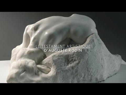Testament Artistique d'Auguste Rodin