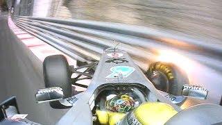 5 Crazy Onboards | Monaco Grand Prix