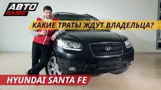 Hyundai Santa Fe не разорит | Подержанные автомобили