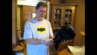 66 Batman Cape and Cowl