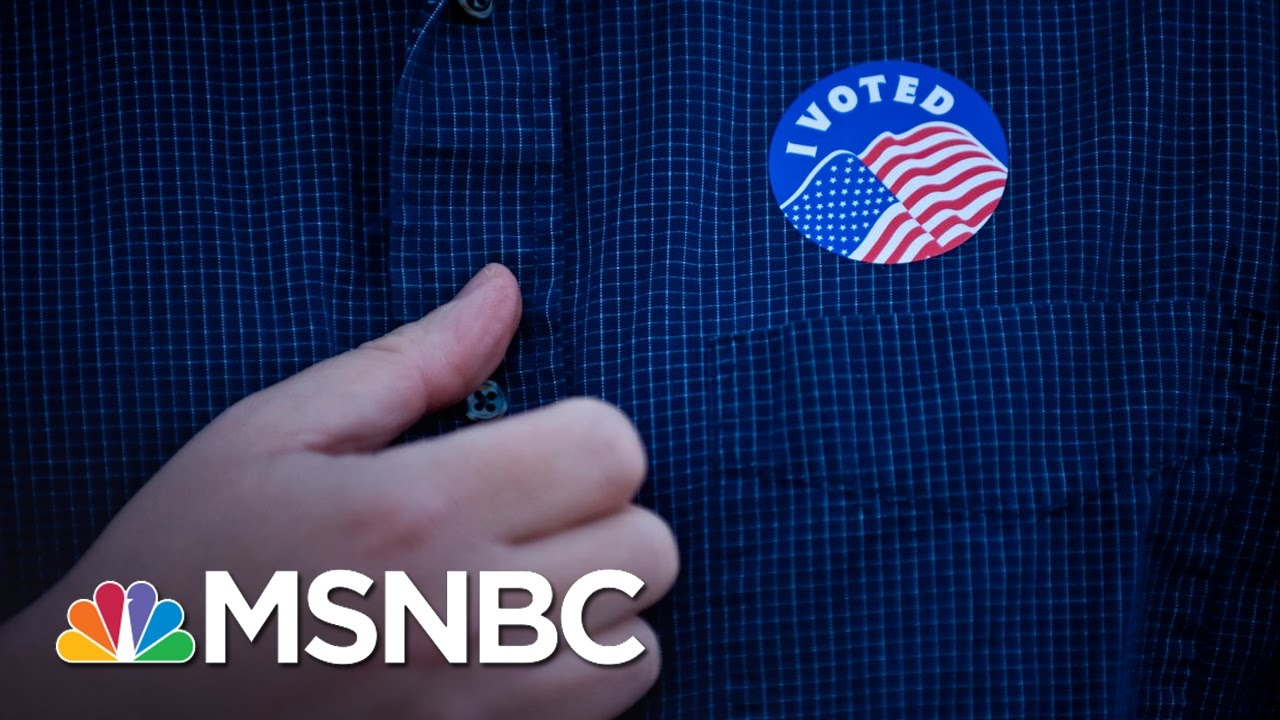 The Dangers Of Not Accepting The Election Results | MSNBC thumbnail