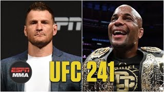 Unlocking victory for Daniel Cormier vs. Stipe Miocic 2 | UFC 241 | ESPN MMA