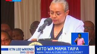 Margaret Kenyatta alizungumzia suala la HIV