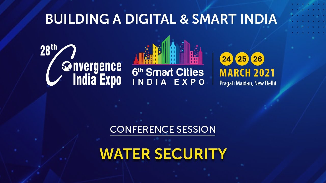 Conference Session on Session Water Security