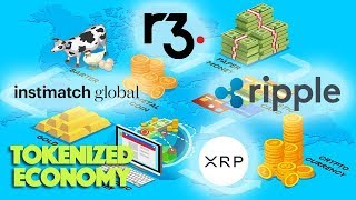 Ripple XRP: Is An XRP-Based Tokenized Economy Beginning To Flourish With Instimatch Global?
