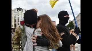 їхав козак за дунай The Cossack went beyond the Danube-Ukrainian military song
