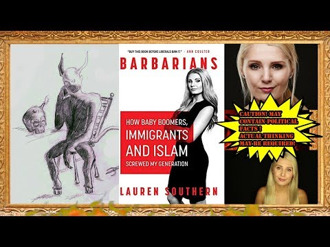 "LAUREN SOUTHERN EXPOSED – A REVIEW OF HER BOOK ""BARBARIANS"""