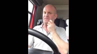 Mad man in a cab. B A Robertson, bang-bang