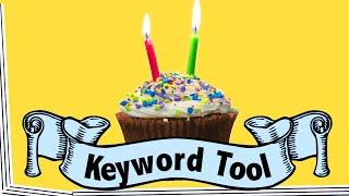 YouTube Keyword Tool turns 2 🎉 2020 Roadmap