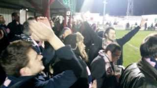preview picture of video 'Lift the ban...on your fans Carshalton Athletic'