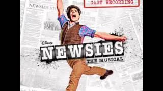 Newsies (Original Broadway Cast Recording) - 9. Seize The Day