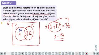 Eğitim Vadisi 9.Sınıf Matematik 6.Föy Kümelerde İşlemler 1 Konu Anlatım Videoları