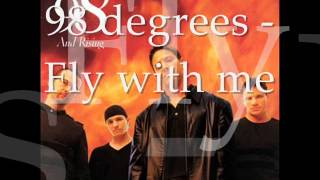 98 degrees   Fly with me 0001