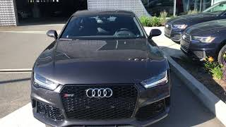 2017 Audi RS7 Prestige - For Sale